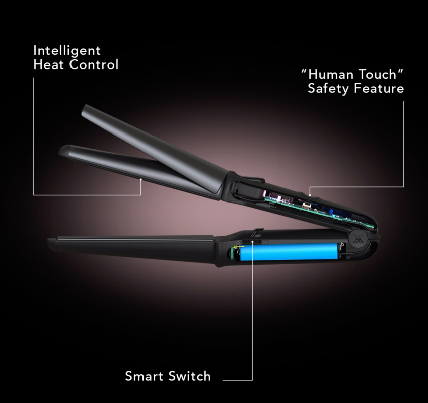 SCIENCE BEHIND SUPERNOVA WE ARE PARADOXX SUPERNOVA 3-IN-1 HAIR TOOL